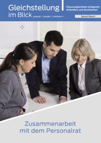"""Spezial-Report """"Zusammenarbeit mit dem Personalrat"""""""