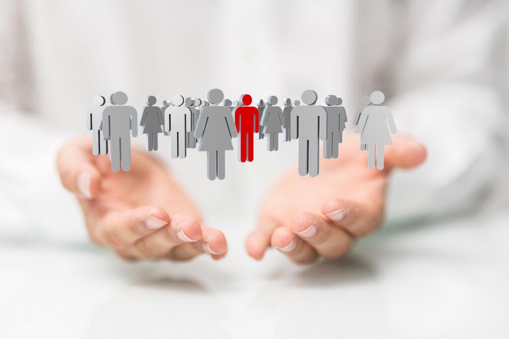 Geteilte Beteiligungssituation in den Jobcentern