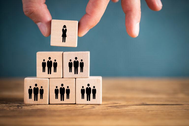Frauen an der Spitze führen zu besseren Leistungen
