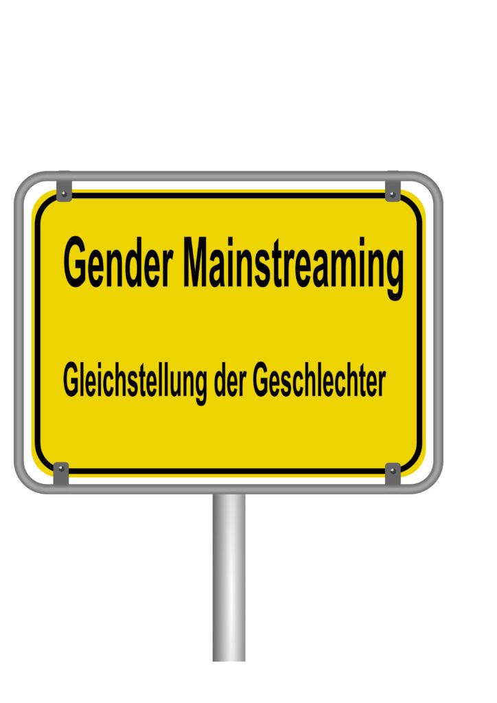 Gender Mainstreaming: So sieht hier Ihre Rolle aus