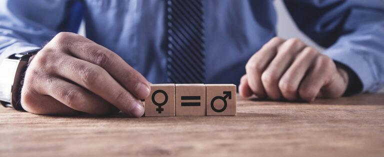 """""""Mann"""" sollte auch Gleichstellung von Frauen können"""