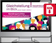 "Spezial-Report ""Gendergerechtes Personalauswahlverfahren"""
