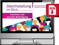 """Spezial-Report """"Sexismus und sexuelle Belästigung"""""""